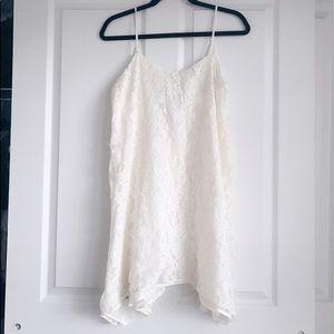 NWOT BCBG LACE MINI DRESS